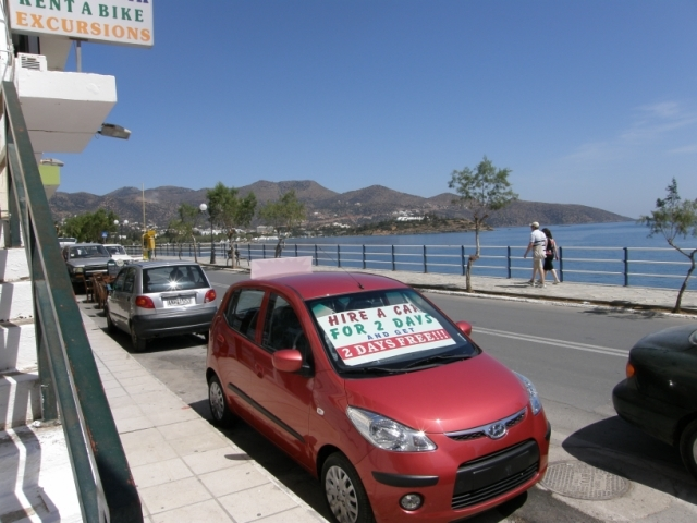 Cretan Car Rental business for sale in Aghios Nikolaos