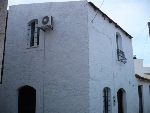 Crete 1 bed furnished stone house for sale
