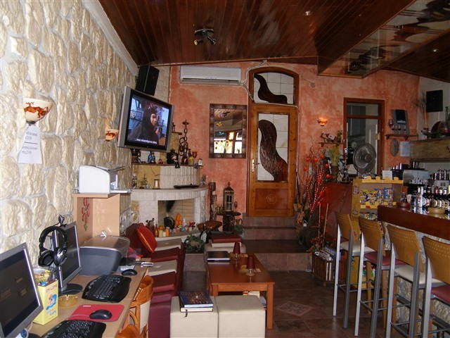 Crete Internet Cafe for sale