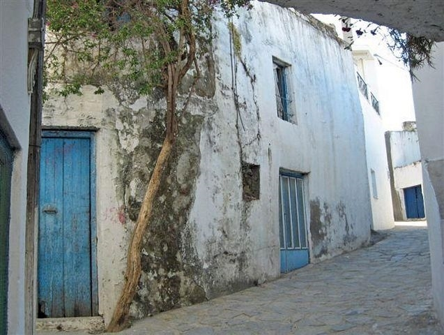 Agia Galini-Traditional houses for sale: A 100 m2 Stone house with 4 rooms in the area of Rethymnon