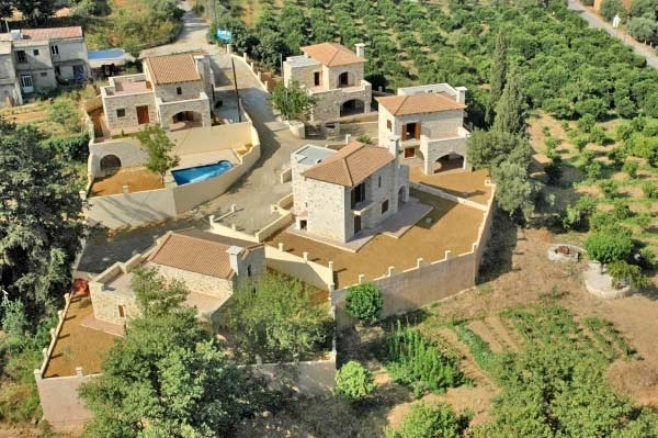 Exclusive Crete Stone Villas for sale
