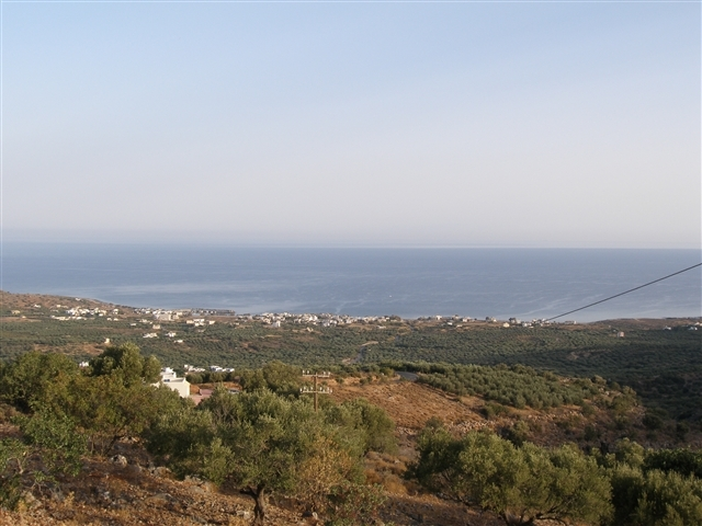 Plot of good building land for sale near Milatos