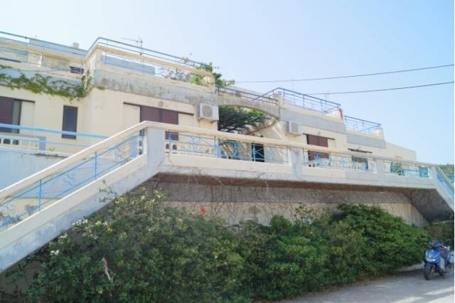 Apartment complex for sale close to the town of Agios Nikolaos