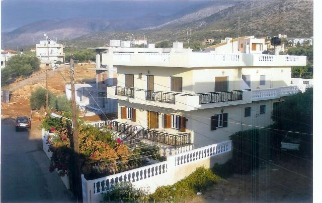 Crete 4 bed home with two 2 bed apartments for sale