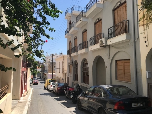 Crete furnished hotel in Aghios Nikolaos for sale for modernisation or renovation