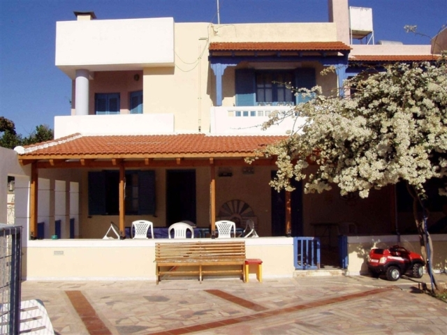 Slightly different Crete holiday complex for sale