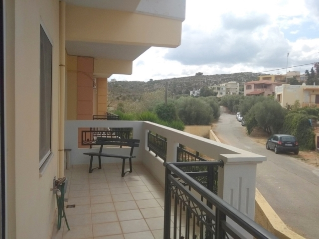 Ground floor apartment of 45m2 for sale in Chania