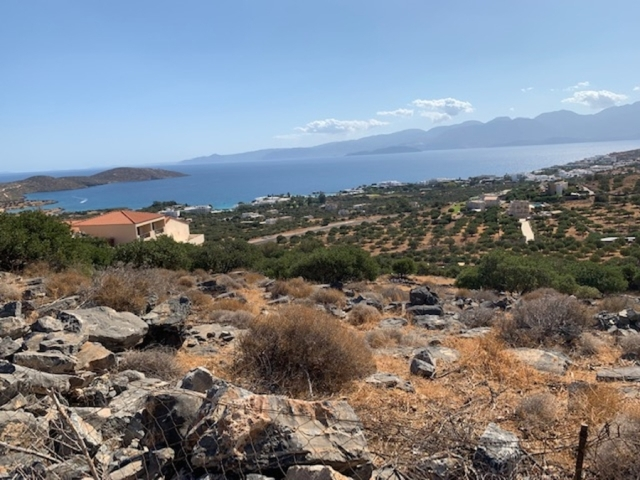 Building land plot of 7.000m2 for sale in Pyrgos, Elounda