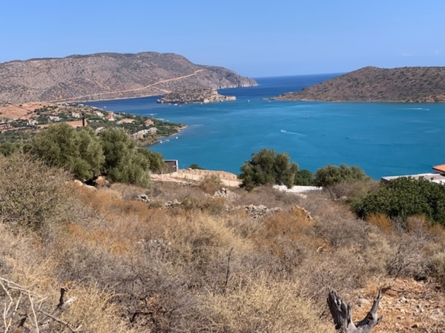 Building land plot of 14.000m2 for sale in Mavrikiano, Elounda