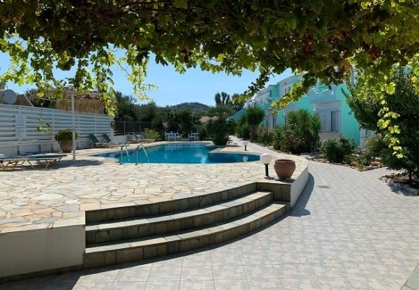An apartment complex for sale in Platanias of Chania