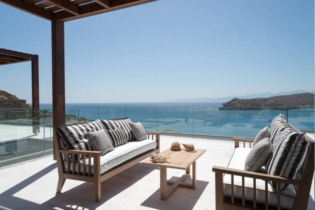 Luxury villa in Elounda