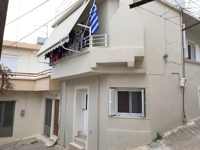 Two storeyed house for sale in a friendly traditional village