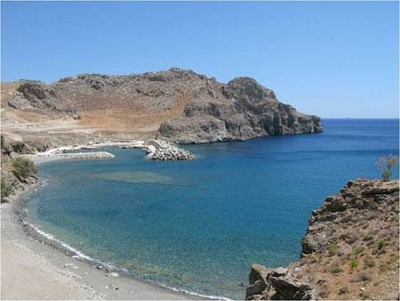 Beachfront land for sale with amazing views to Libyan sea