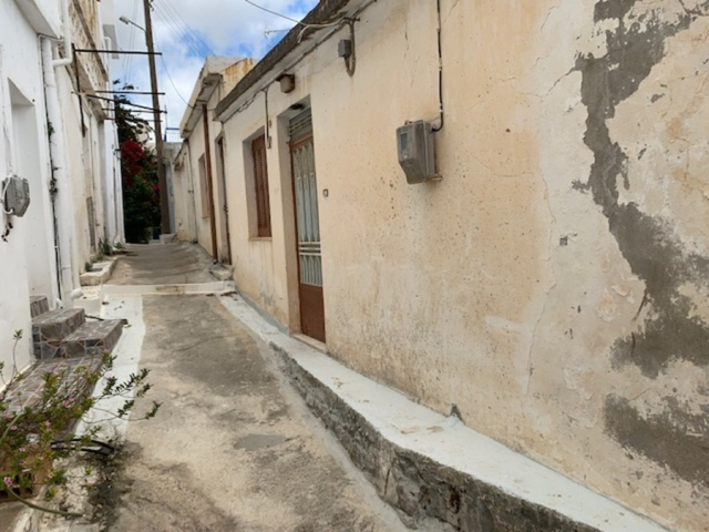 Old house for sale in the village of Kritsa - Eastern Crete