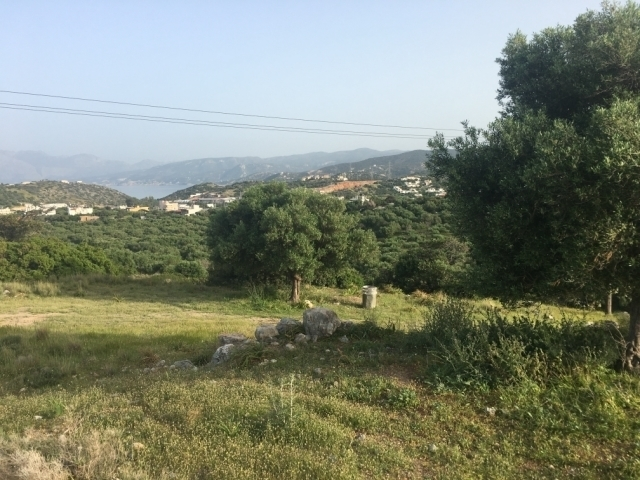 Building land plot of 4.398m2 for sale in Agios Nikolaos