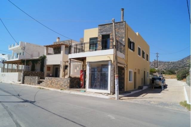 Commercial property for rent  close to Elounda