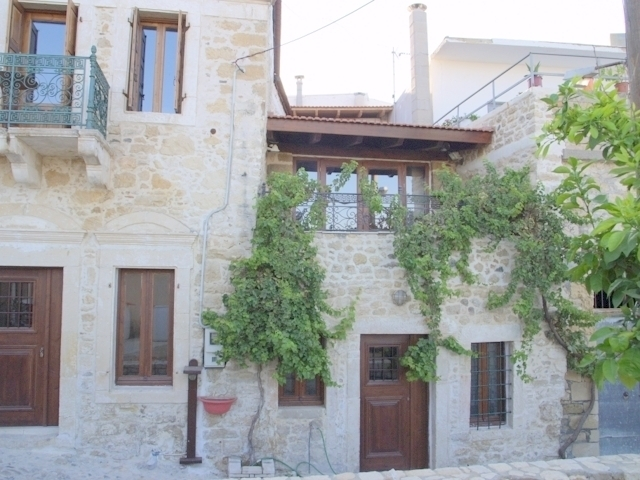 A complex of traditional apartments is for sale close to Heraklion