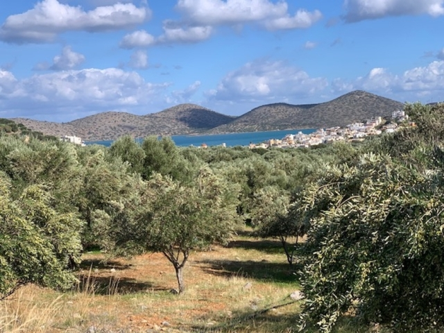 Land plot of 5.300m2 for sale in Elounda