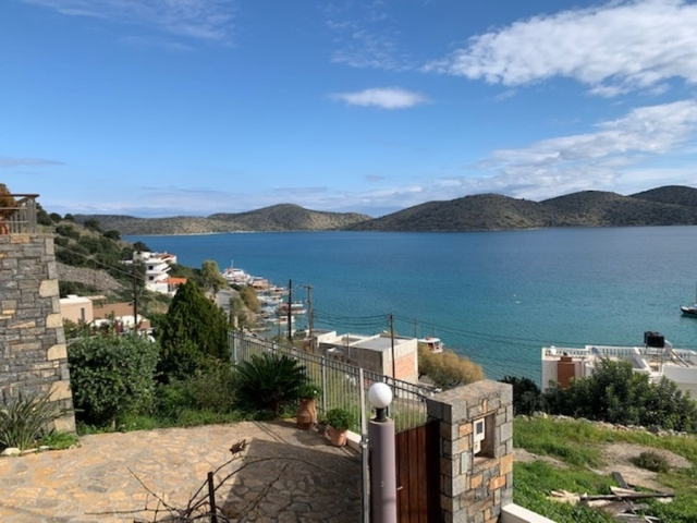 Apartment of 68m2 with sea views for sale in Elounda