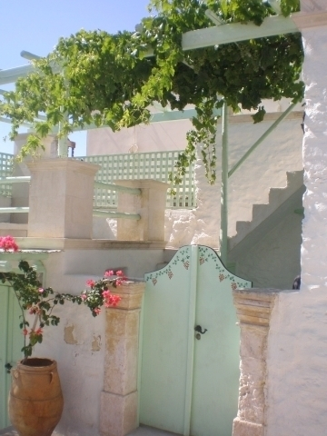 Renovated stone house for sale in Sitia