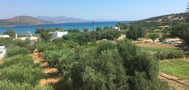 Detached house 120m2 for rent near Agios Nikolaos