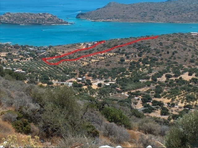 A stunning investment plot of 29.800m2 is for sale in Plaka