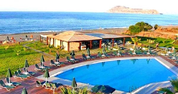 Seafront  hotel ia available for sale in Chania