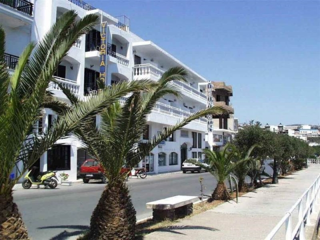 A charming  hotel  for sale with sea view in Agios Nikolaos